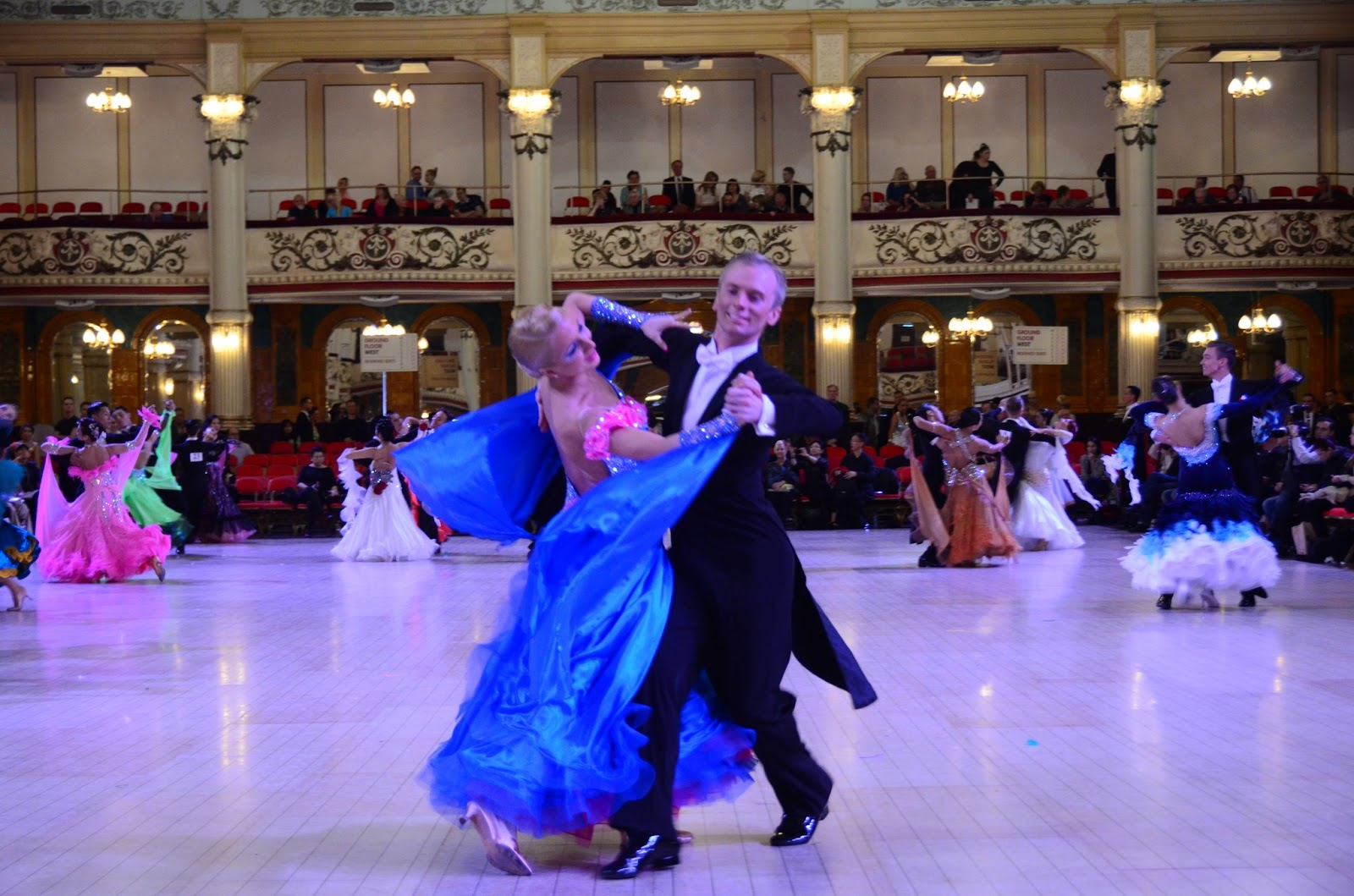 Blackpool Sequence Dance Festival Encyclopedia Of Dancesport