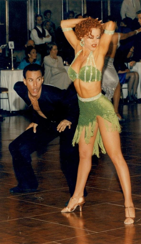 Tony Meredith Encyclopedia Of Dancesport