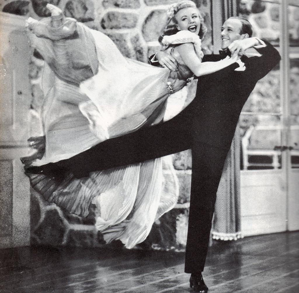 Ginger Rogers Encyclopedia Of Dancesport