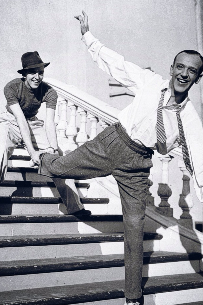 Astaire and Pan