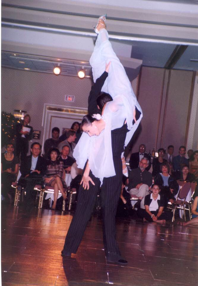 David Hamilton Encyclopedia Of Dancesport