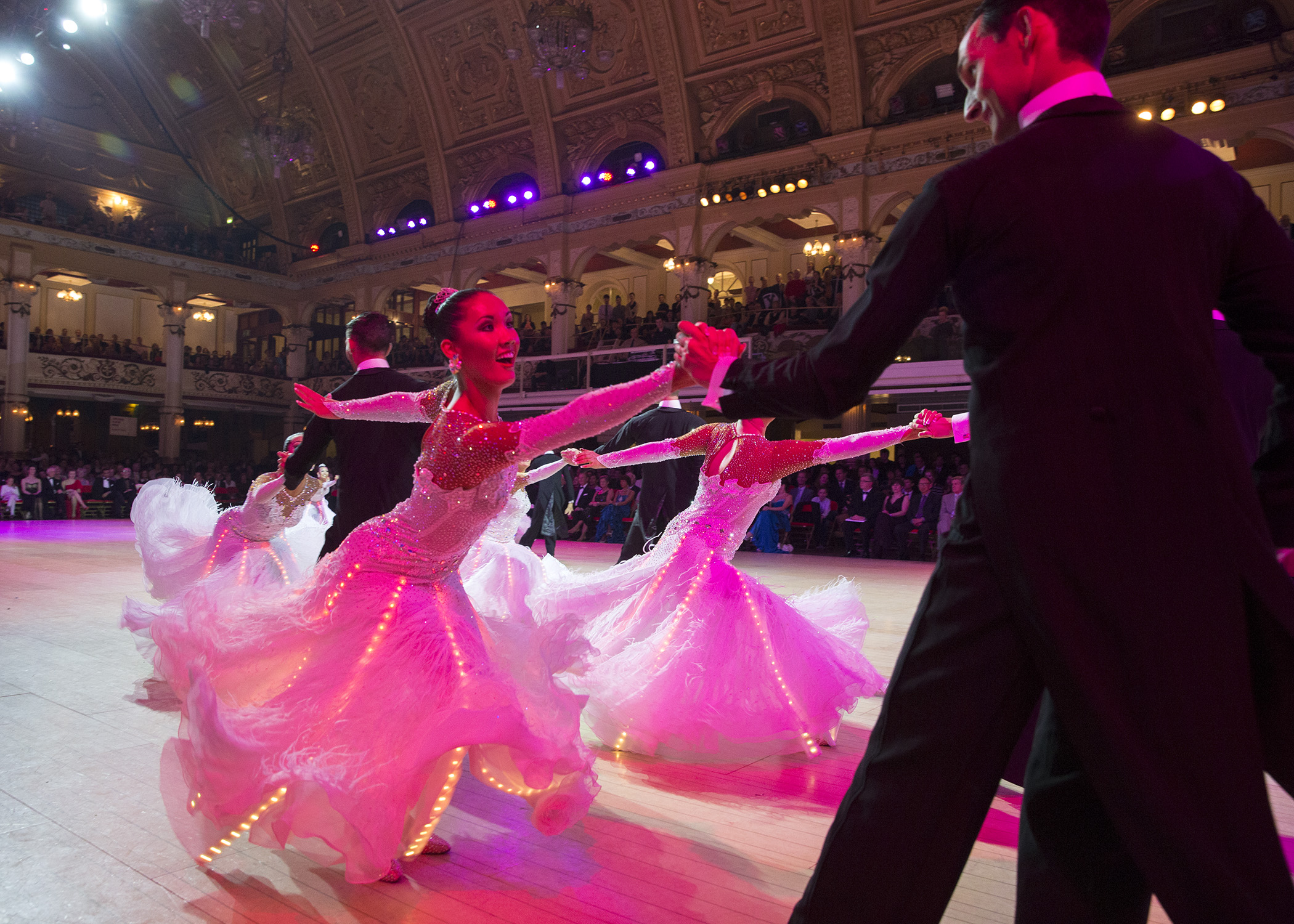 Ballroom Dance - Encyclopedia of DanceSport