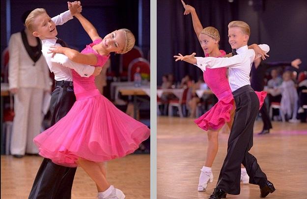 Terminologies in ballroom dancing