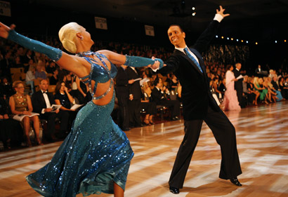 American Smooth Viennese Waltz Image Courtesy Of Wikipedia Commons on Foxtrot Dancers